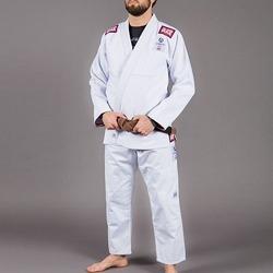 Athlete 2 Kimono - White 1