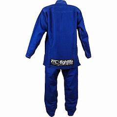 Gi Fight Life Blue4