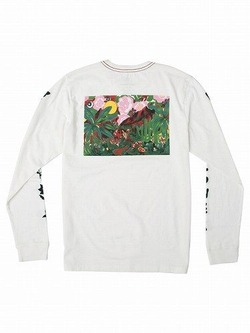 AH041058 PLATFORM MOONFLOWER longtee 2