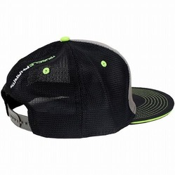 Icon Mesh Snap Back Hat3