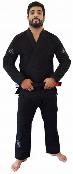 Balance Kimono black 1