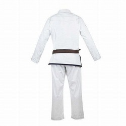 Junior HYPERLYTE Gi White 2