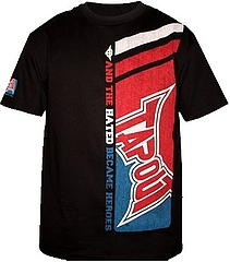 Tapout_Short_Sleeve_Black_T_Shirt_All_Sport 1