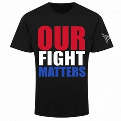TapouT Our Fight Matters T-Shirt [Black]