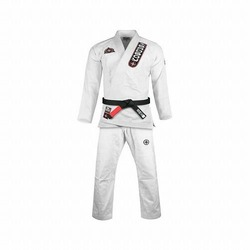 North South Training Series Youth BJJ Gi white 1