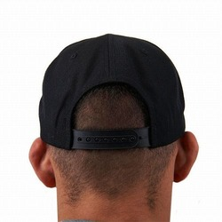 snapback cap EAZY FLEXFIT black2