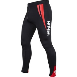 Challenger Spats - Black Red 1
