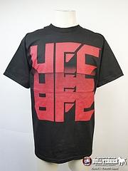 UFC Tシャツ Trend 黒