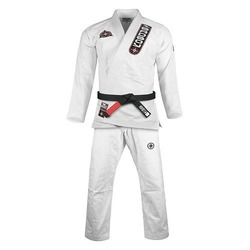North South Training Series Gi white 1