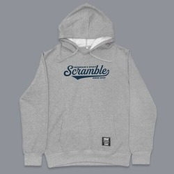 Technique and Spirit Pullover Hoodie Grey1