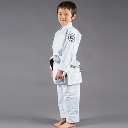 Kids Gi White 1