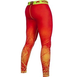 Fusion Compression Spats orangeyellow3