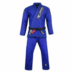 Ground Control Pro Series Gi blue 1