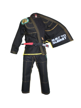 BTS Light Weight Deluxe Gi  Black 1