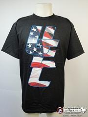 UFC Tシャツ USA 黒