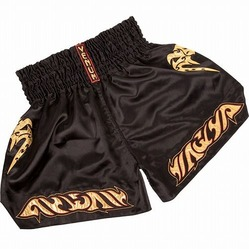 Short de Boxe Thai Venum Tribal BK2