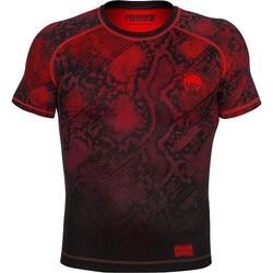 Fusion Compression T-shirt - Short Sleeves red 1