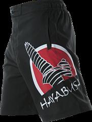Hayabusa ボードショーツ Rising Sun 黒