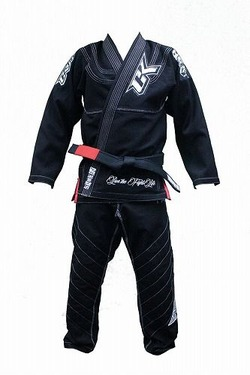 Fight Life Gi Black 2014 4