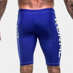 SHORT FIGHT ENERGY  blue white 4