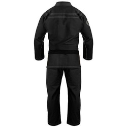 Immortal Warrior Jiu Jitsu Gi black2