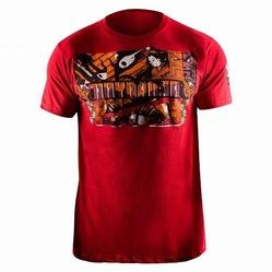 Samurai T-Shirt ren 1a