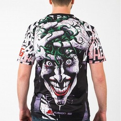 Batman The Killing Joke Loose Fit Rash 2
