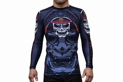Limited Edition Warrior Jiu-Jitsu Rash Guards 1