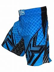 Shorts Grappler Blue2