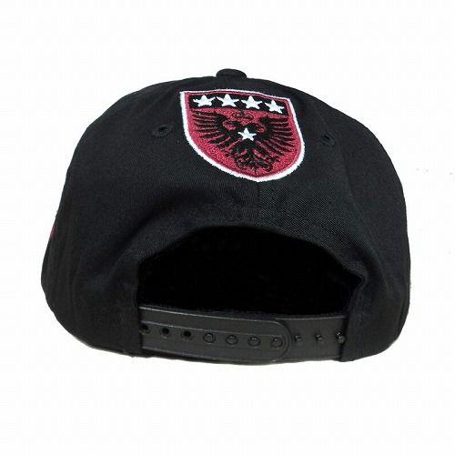 Throwdown Grind Snapback Hat BK2