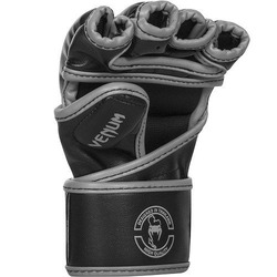 Challenger MMA Gloves blackgrey 3