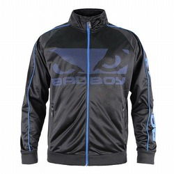 All Around Track Jacket black blue 1