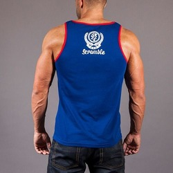 Scramble Superior Movement Vest - Blue 2