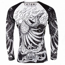 Phoenix Rising Rash Guard2