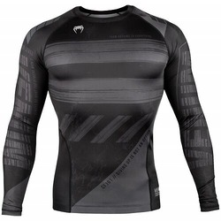 AMRAP Compression T LS blackgrey1