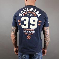 Kazushi Sakuraba Official T-Shirt 2