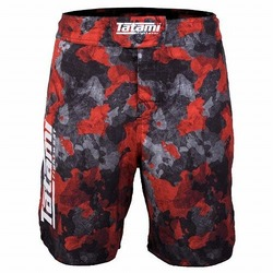 Renegade Red Camo Shorts1