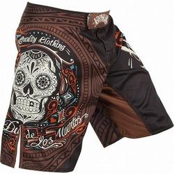 Shorts Santa Muerte BK1