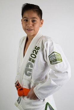 Kids_Gi_Standard_Issue_White_Gi_Green_Stitching_1