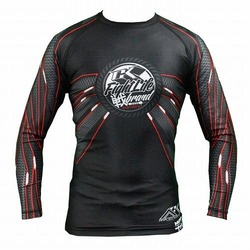 HYBRID performance rash guard 4