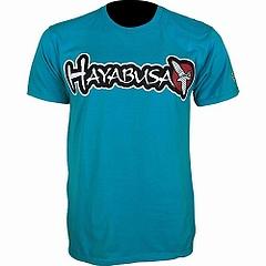 Hayabusa Tシャツ Logo アクア