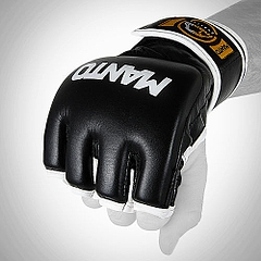 MANTO MMA Gloves PRO black-white1