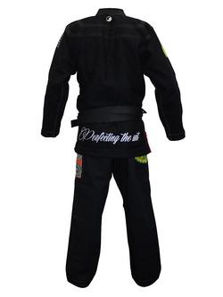 Alpha Jiu-Jitsu Black Gi 3