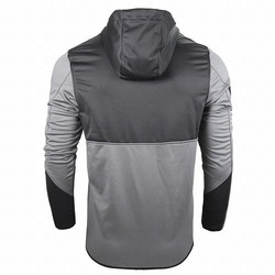 XTrain Bonded Jacket blackgrey3