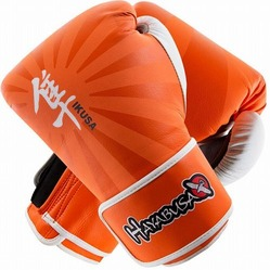 Hayabusa Ikusa Colors 16oz Gloves Fiery Orange1