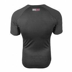 X-Train Compression T-shirt - Short Sleeves black4