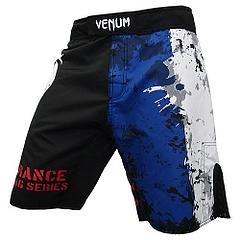 VENUM ファイトショーツ French Flag 黒