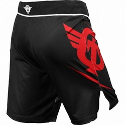 Performance Fight Shorts Red 2