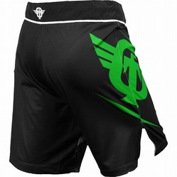 Performance Fight Shorts Green 2