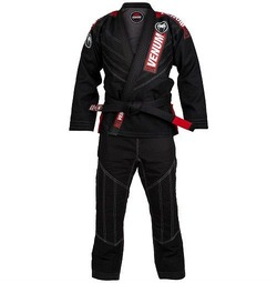 Elite 20 BJJ Gi black 1
